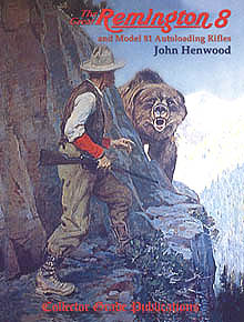Photo of John Henwood's book