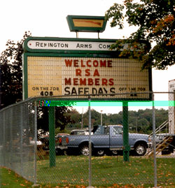 The Remington Plant welcomed RSA back to Ilion for its 5th Annual Seminar.