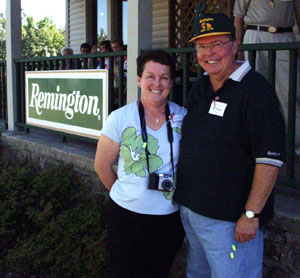 Sue and Bob Creamer enjoyed RSA's 3-day event.