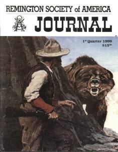 Photo of the First Quarter 1999 Issue of the RSA Journal