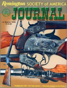 Photo of the First Quarter 2006 Issue of the RSA Journal