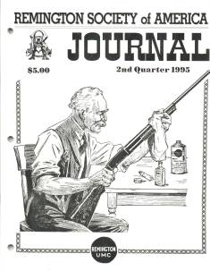 Photo of the Second Quarter 1995 Issue of the RSA Journal