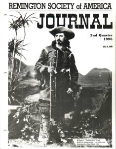 Photo of the Second Quarter 1996 Issue of the RSA Journal
