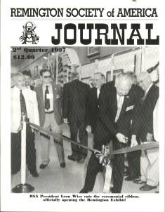 Photo of the Second Quarter 1997 Issue of the RSA Journal