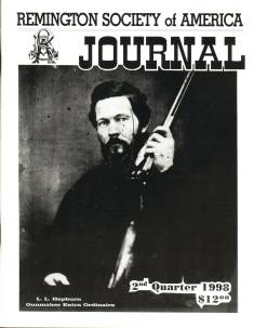 Photo of the Second Quarter 1998 Issue of the RSA Journal