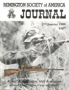 Photo of the Second Quarter 1999 Issue of the RSA Journal
