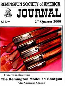 Photo of the Second Quarter 2000 Issue of the RSA Journal