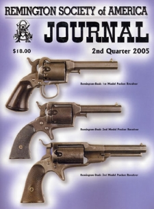 Photo of the Second Quarter 2005 Issue of the RSA Journal