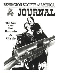 Photo of the Third Quarter 1996 Issue of the RSA Journal