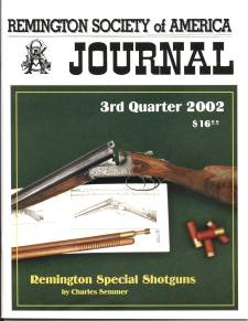 Photo of the Third Quarter 2002 Issue of the RSA Journal