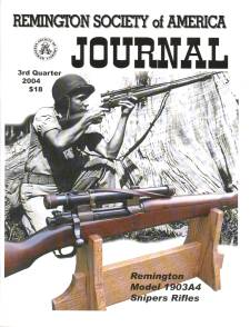Photo of the Third Quarter 2004 Issue of the RSA Journal