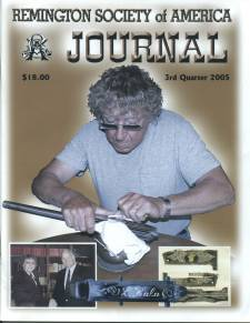 Photo of the ThirdQuarter 2005 Issue of the RSA Journal
