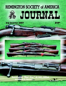 Photo of the Third Quarter 2007 Issue of the RSA Journal