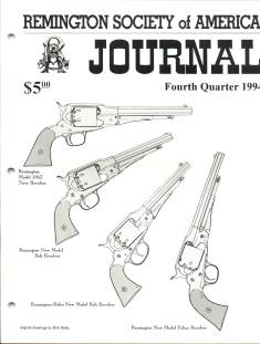 Photo of the Fourth Quarter 1994 Issue of the RSA Journal