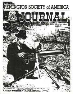 Photo of the Fourth Quarter 1996 Issue of the RSA Journal