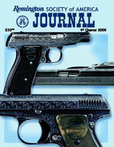 Photo of the Fourth Quarter 2008 Issue of the RSA Journal