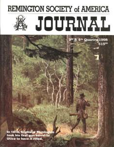 Photo of the Third and Fourth Quarter 1998 Issue of the RSA Journal
