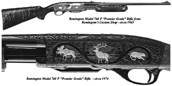 Remington Model 760 & Model 7600 Rifles – Remington Society